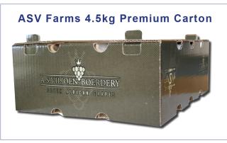 ASV Farms New Premium 4.5 kg carton