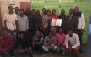 ASV Farms Entrants for the Orange River Farm Worker of the Year Competition.